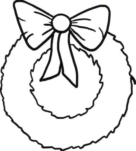 Coloring Pages Marvelous Wreath Coloring Pages Wreath Wreaths Coloring Pages
