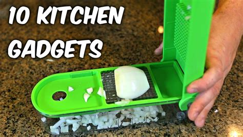 top kitchen hacks and gadgets kitchen hacks your life 10 kitchen gadgets put to the test part 4 youtube