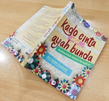 Cinta Untuk Ayah By Bukukita best seller books resensi buku kado cinta untuk ayah bunda