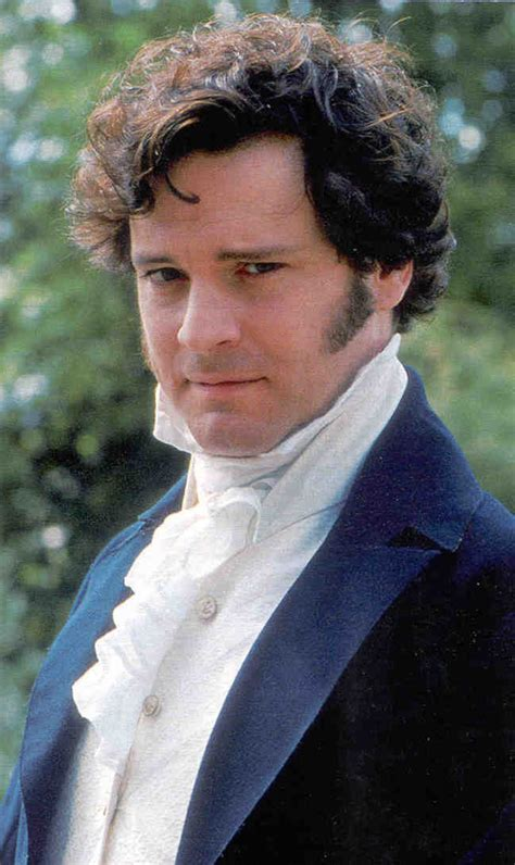 Reading with ABC: Top Ten Characters I Would Crush On If I ... Colin Firth Pride