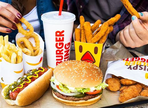 every burger king menu item�ranked for nutrition eat