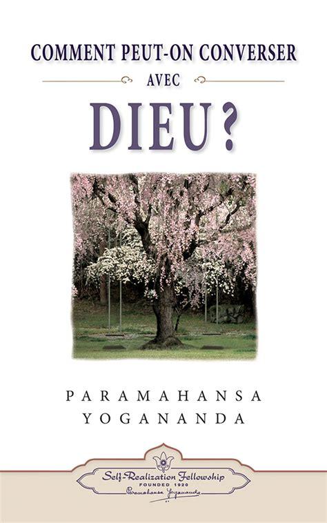 0876121636 comment converser avec dieu comment converser avec dieu srf bookstore