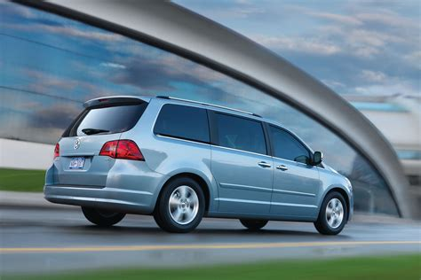 volkswagen minivan volkswagen routan subject to the same recall as chrysler