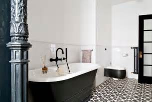 Black And White Tiled Bathroom Ideas 25 Creative Geometric Tile Ideas That Bring Excitement To