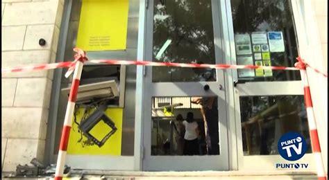 ufficio postale triggiano andria assalto all ufficio postale colpo da 30mila