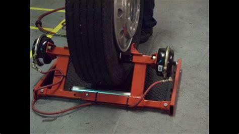 pneumatic bead breaker for truck tire model 20425