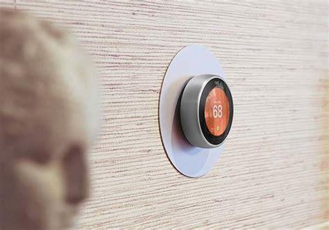 elago nest thermostat wall plate cover gadgetsin