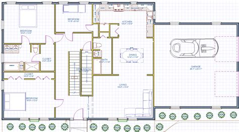 Cape Cod Floor Plan | cape house plans cape cod house plans america s best