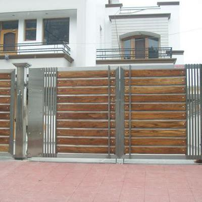 Main Gate Design For Home New Models Photos Main Gatesmain Gates Manufacturerservice Providersupplier