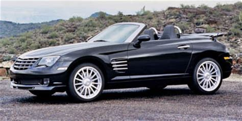 chrysler crossfire msrp 2006 chrysler crossfire details on prices features specs