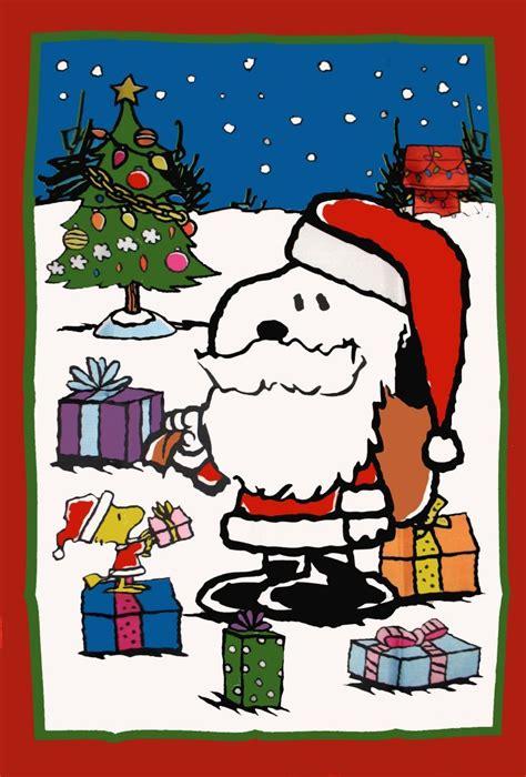 peanuts gang christmas flag snoopy christmas snoopy peanuts snoopy