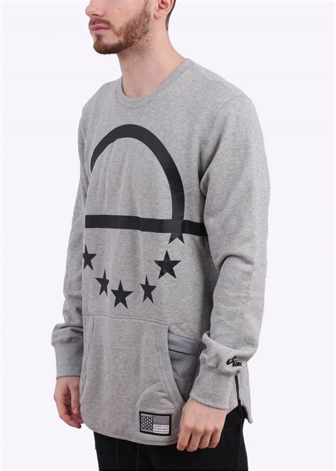 Sweater Air nike air pivot v3 crew sweater grey