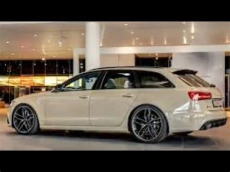 Audi Rs6 Special Edition by 2017 Audi Rs6 Allroad Special Edition Youtube