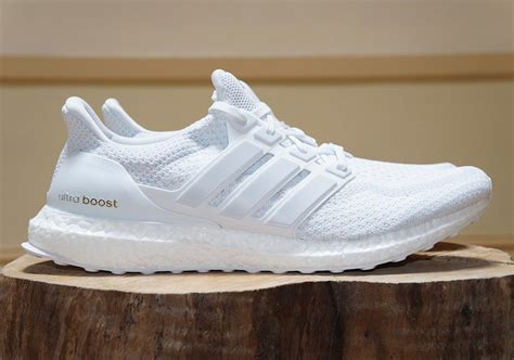 Adidas Ultra Boost White 1 adidas ultra boost white 2 0 size 8 5