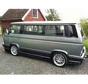 VW T3 Caravelle Coach Mit V8 Motor Tuning  Chevy
