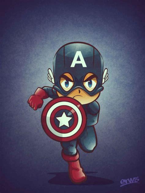 captain america chibi wallpaper captain america wallpaper chibi best wallpaper download