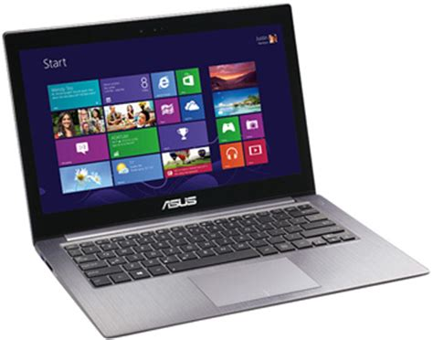 Laptop Asus Touchscreen 14 Inch asus vivobook u38n 13 3 inch touchscreen notebook
