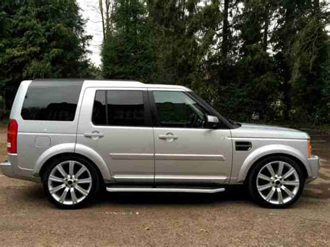 land rover discovery 2005 2005 land rover discovery 3 2 7 tdv6 hse sport auto range