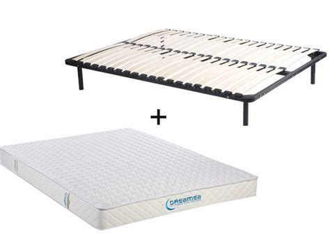 Comfort Luxe by Set Lattenbodem Matras Comfort Luxe Orthomemory