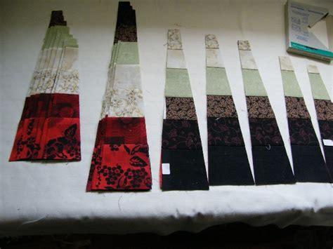 quilt knit run sew spicy spiral table runner part ii