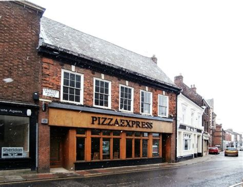 table pizza king road view from across church road picture of pizza express