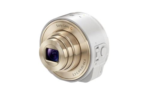 sony lenses new sony qx series lens style cameras redefine the