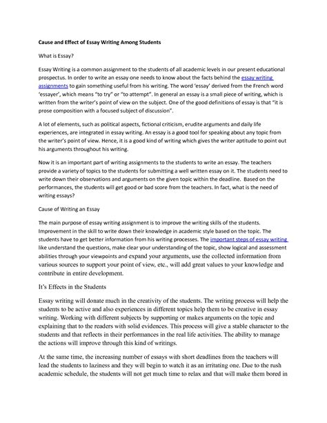 Exle Of Cause Essay by Exles Of Resumes Board Directors Resume Exle For Corporate Or Nonprofit Inside How To