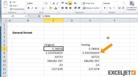 excel format general excel tutorial how to apply general formatting in excel