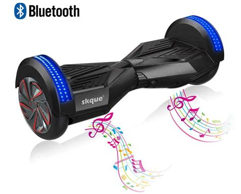Top 10 Best Hoverboards With Bluetooth Speakers Reviews