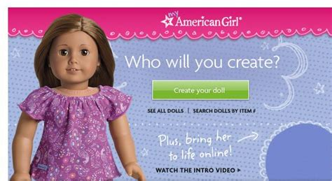 design my doll create your own american girl doll american girl pinterest