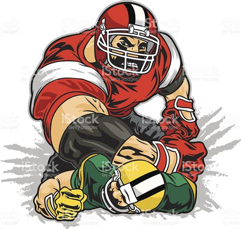 football player clip football player tackling clipart football player