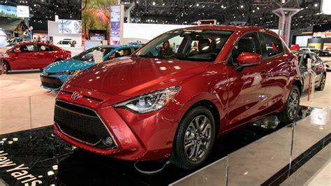 Toyota Yaris Adventure 2020 by 2020 Toyota Yaris Hatchback Debuts With Mazda 2 Bones