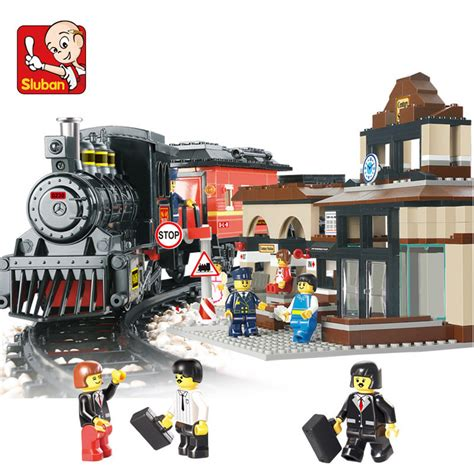 aliexpress lego model building kit compatible with lego city explorers