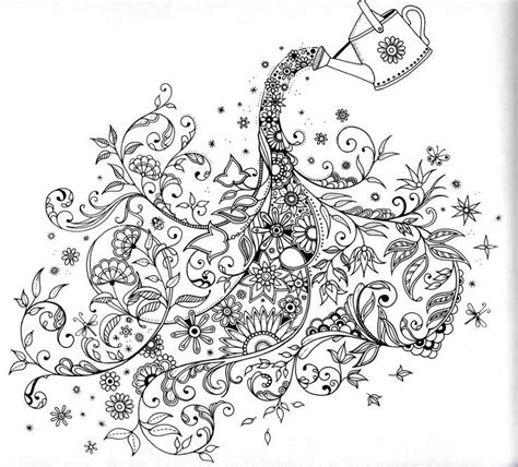 secret garden coloring book on 106 best coloring pages images on coloring