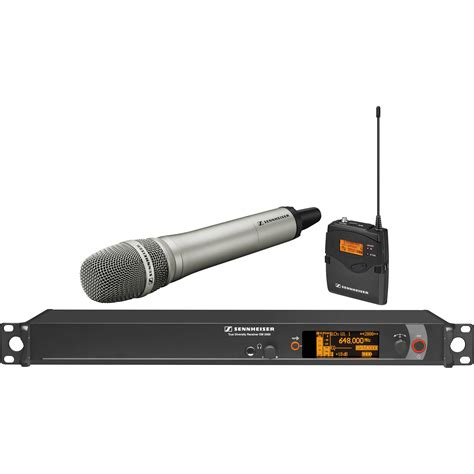 Mic Wireless Shennheiser Em 2500 Heandhel sennheiser 2000 series wireless microphone system 2000c1