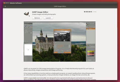 L Package For Ubuntu by Ubuntu 16 04 Lts Xenial Xerus Available For See What S New Screenshots