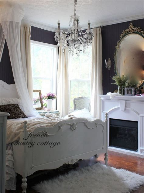 black and white shabby chic bedroom shabby chic bedroom shabby chic cer pinterest