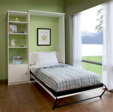bedroom murphy wall bed cost with green how much is