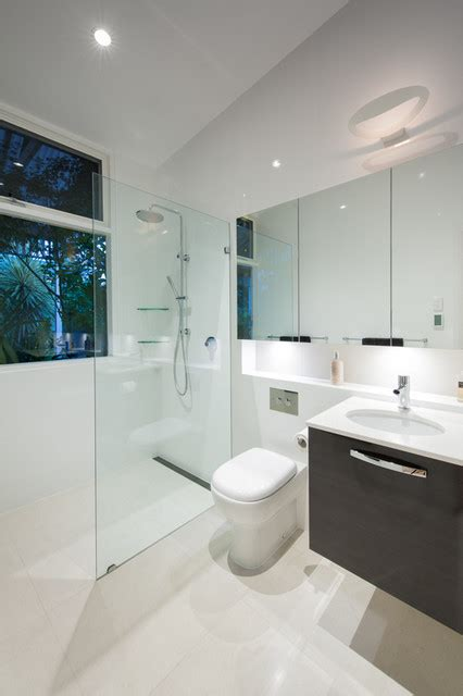 Modern Design Bathroom Adelaide Light Minimalist Contemporary Bathroom Design Modern