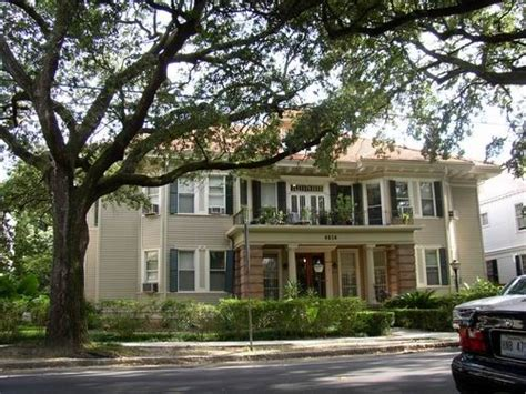 one bedroom apartments in new orleans 6305 laurel st new orleans la 70118 1 bedroom