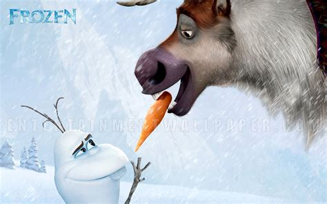 wallpaper frozen sven frozen images olaf and sven wallpaper wallpaper photos