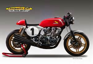 Honda Cb 900 Racing Caf 232 Caf 232 Racer Concepts Honda Cb 900 Quot Mike Quot By
