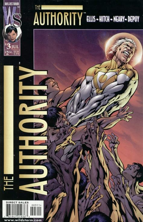 the authority volume 1 1401247075 the authority vol 1 3 dc database fandom powered by wikia