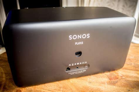 Sonos Play 5 Wohnzimmer by Sonos Play 5 Review The Best Wireless Speaker