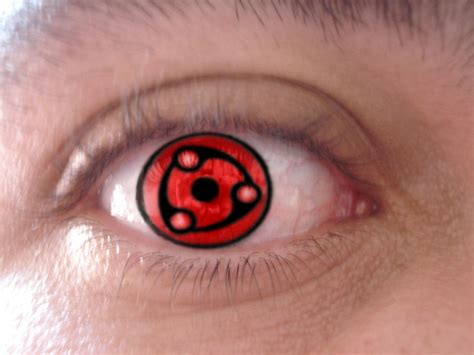 sharingan tattoo eternal mangekyou sharingan