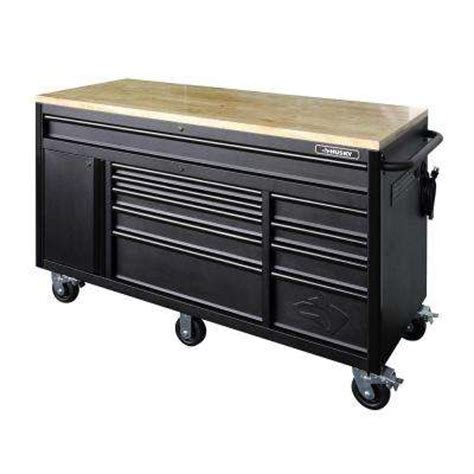 Husky 36 In 12 Drawer Tool Chest And Cabinet Combo In by Husky Tool Chests Tool Storage Tools The Home Depot
