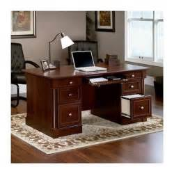 desk shopping sauder office palladia executive desk product reviews