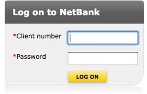 commonwealth bank australia netbank login exle of log in for commonwealth bank images frompo