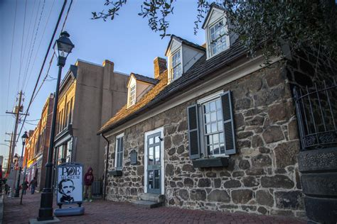 edgar allan poe museum biography 14 unusual virginia museums with interesting claims to