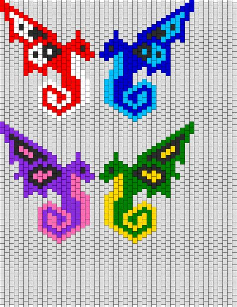 small perler bead patterns 1000 images about tejido on perler